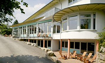 Tagungsgebäude im Seminarpark Rössle