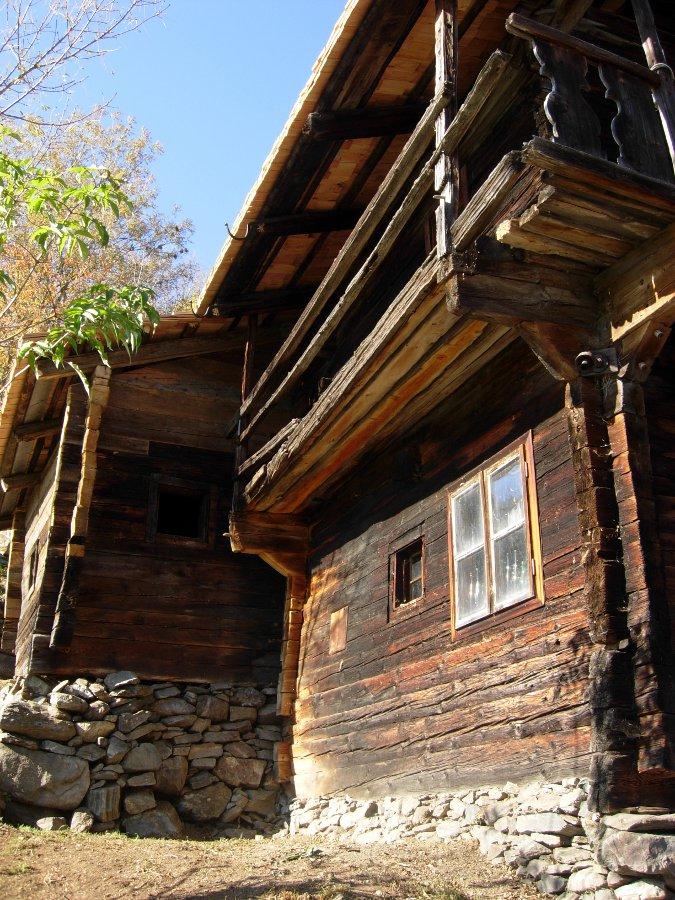 Im ursprünglichen Zustand erhalten: das Wohngebäude