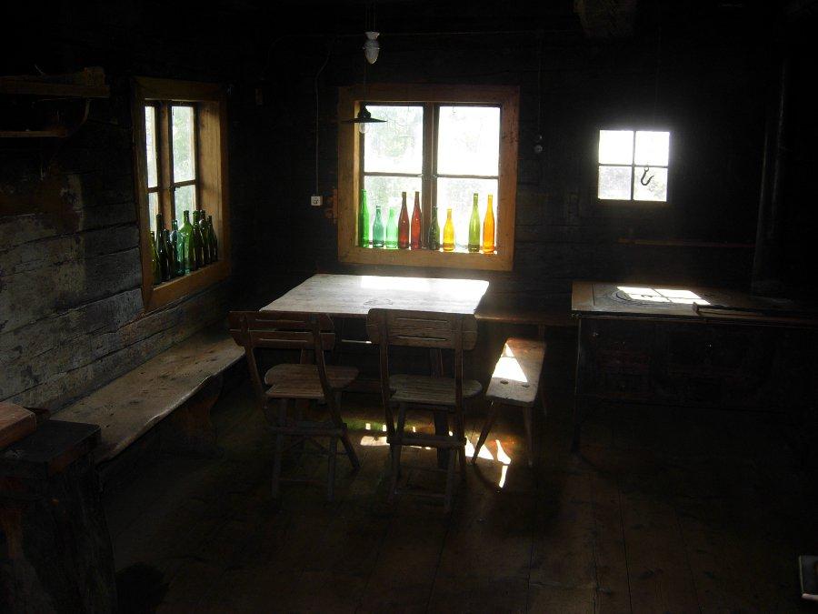 Urig: die Küche