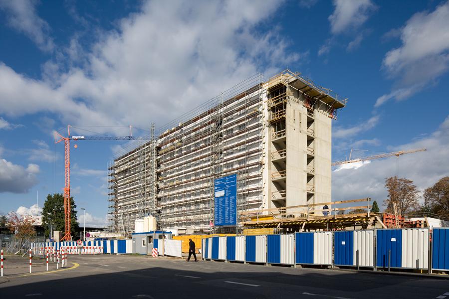 """Kein """"typischer"""" Lehmbau: das Alte Abgeordnetenhaus in Bonn"""