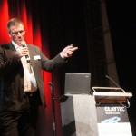 Kompetent und unterhaltsam: Dr. ing. Anatol Worch referierte über Innendämmung