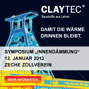 "Symposium ""Innendämmung"""
