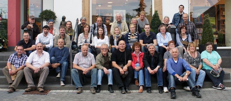 2011 viel erlebt und 2012 noch viel vor: das CLAYTEC-Team