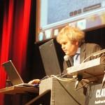 Verband Fachwissen mit Humor: Prof. Lothar Siebel, FH Aachen