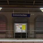 Crimmitschau in Sachsen - Startpunkt einer denkwürdigen Nachtreise