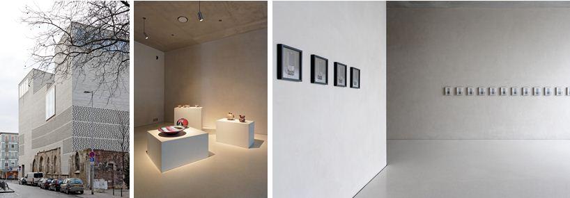 Prestigeträchtiges Referenzobjekt: Kolumba Museum Köln Fotos: Claytec/Koculak