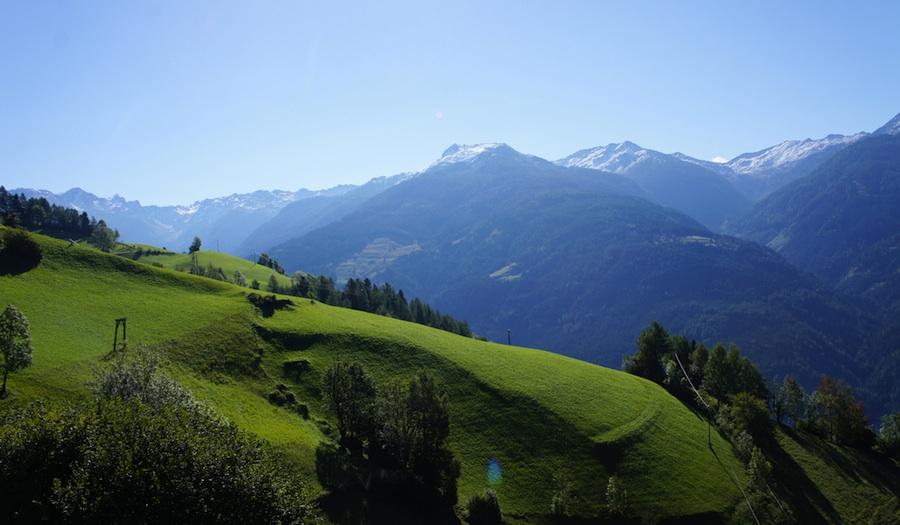 Traumhafte Aussicht: Spätsommer in den österreichischen Alpen