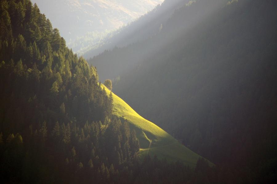 Morgenstimmung im oberen Mölltal