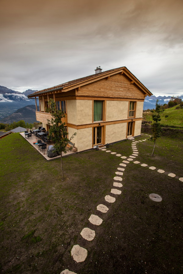 Ein Traum von Hotel: das Maya Guesthouse - Foto: Gertschen