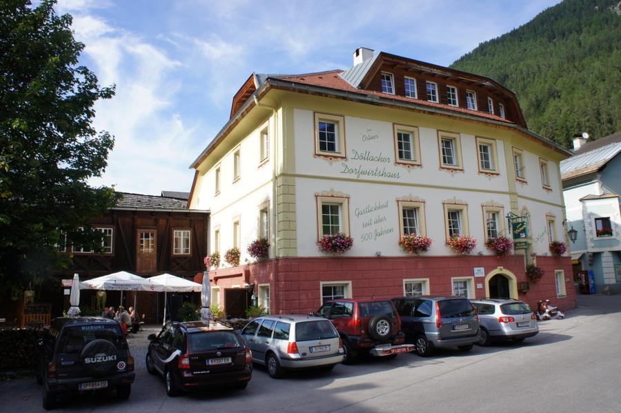 500 Jahre Geschichte: das Döllacher Dorfwirtshaus