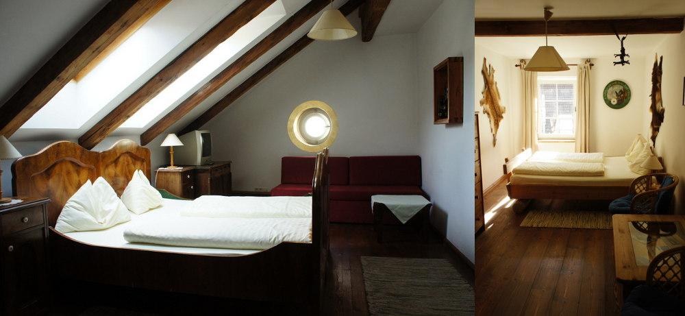 Von edel bis rustikal: Zimmer für jeden Geschmack