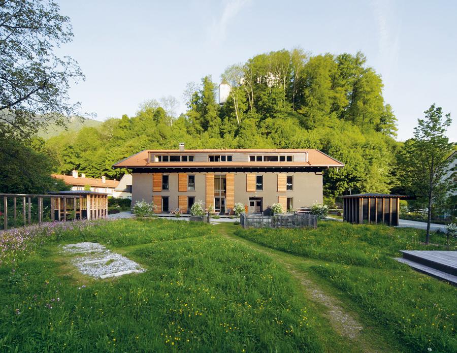 Zertifiziertes Bio-Hotel: Gästehaus Moormann berge  Foto: ©Jäger & Jäger