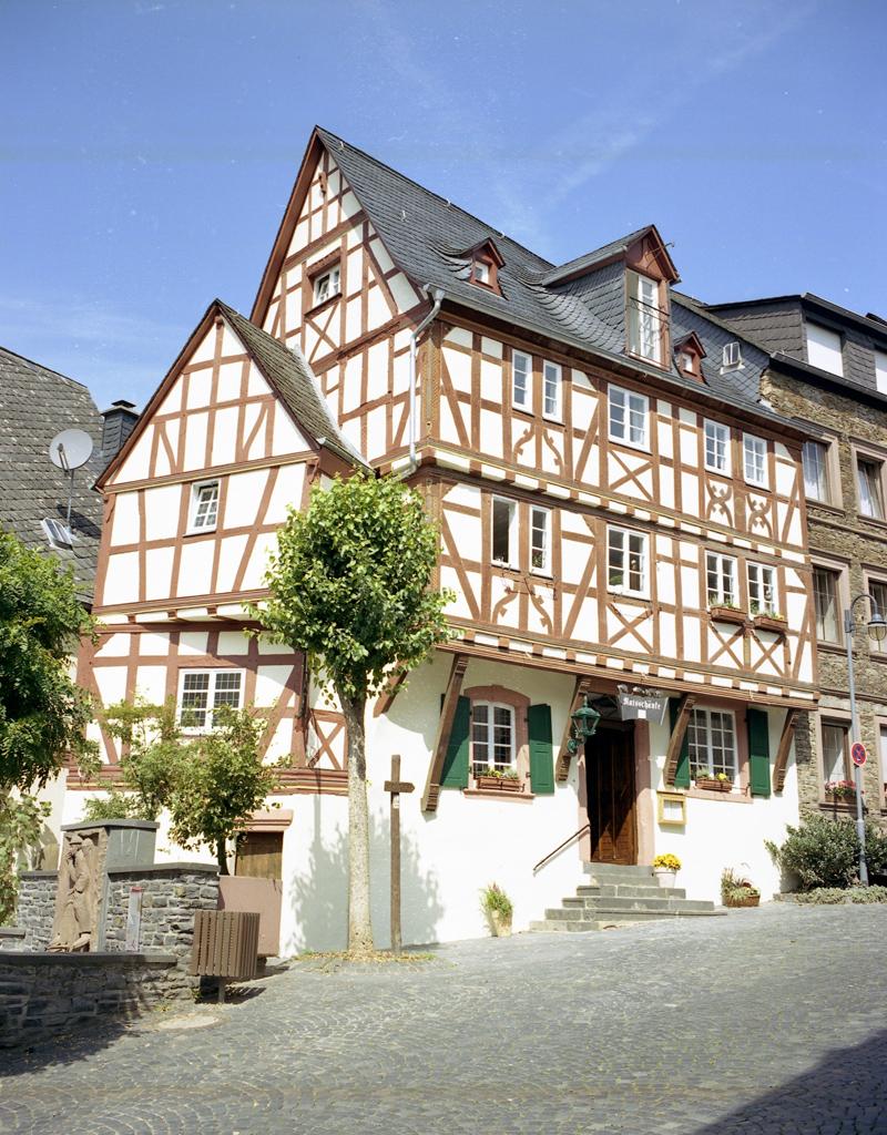 """Die """"Ratsschänke"""" am historischen Marktplatz - Foto: Reis/Zeltinger Hof"""