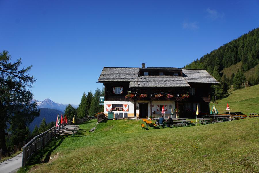 """Geheimtipp in den österreichischen Alpen: das """"Marterle"""""""
