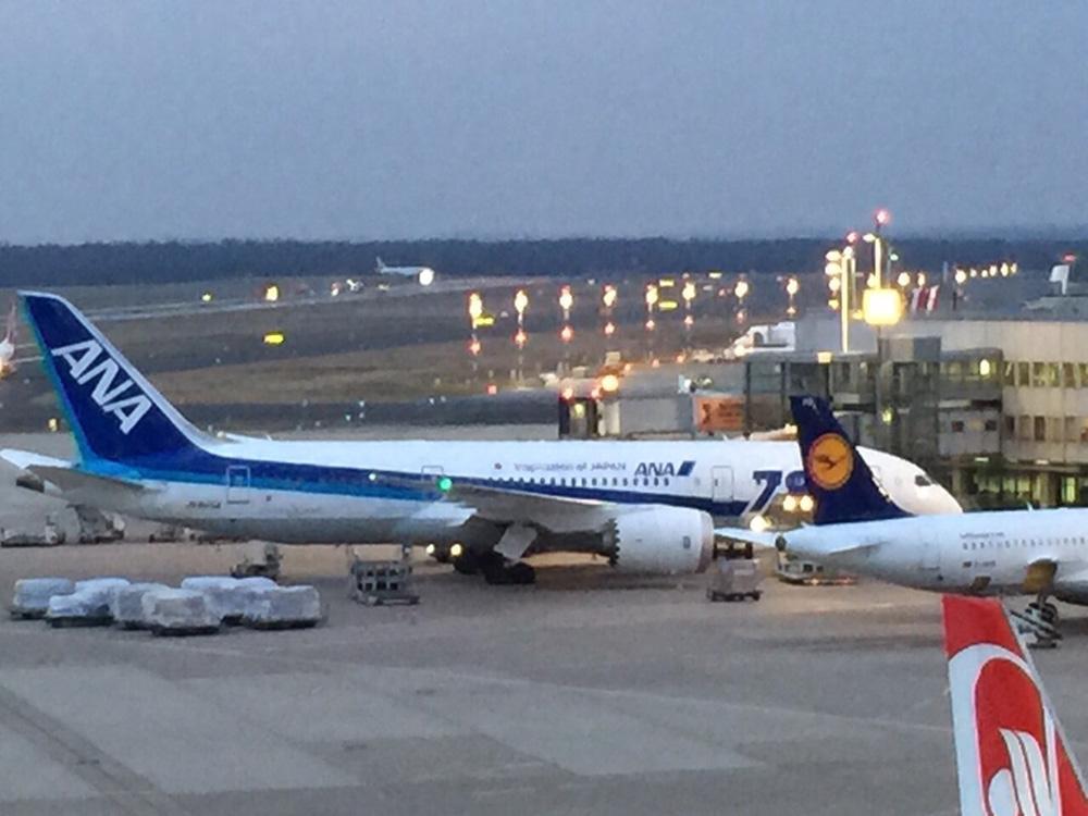 11,5 Stunden dauert der Flug von Düsseldorf nach Tokio