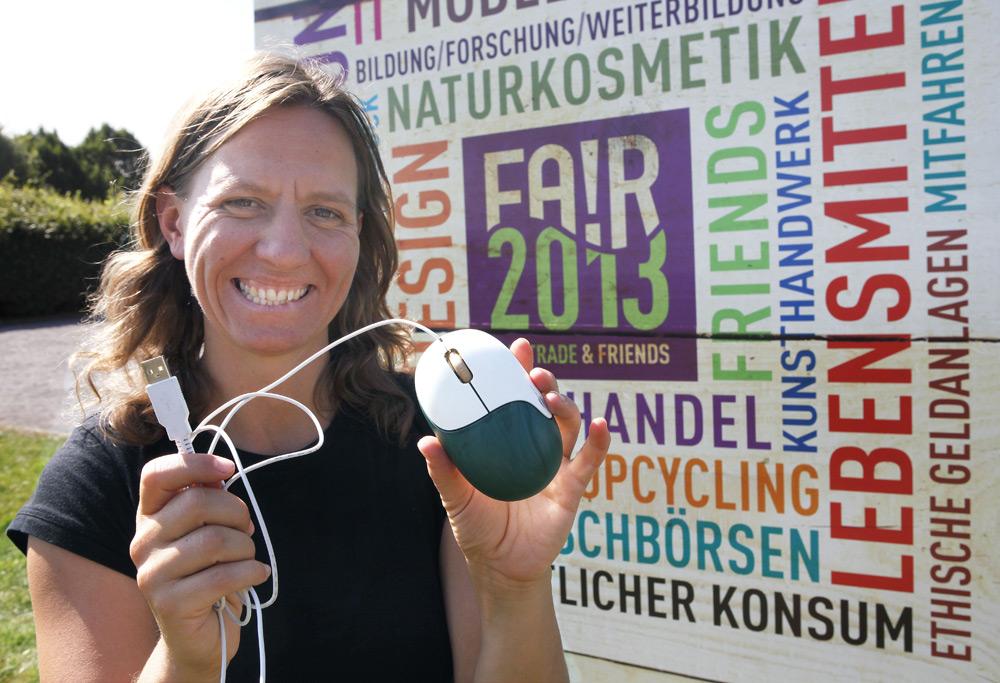 Firmengründerin Susanne Jordan