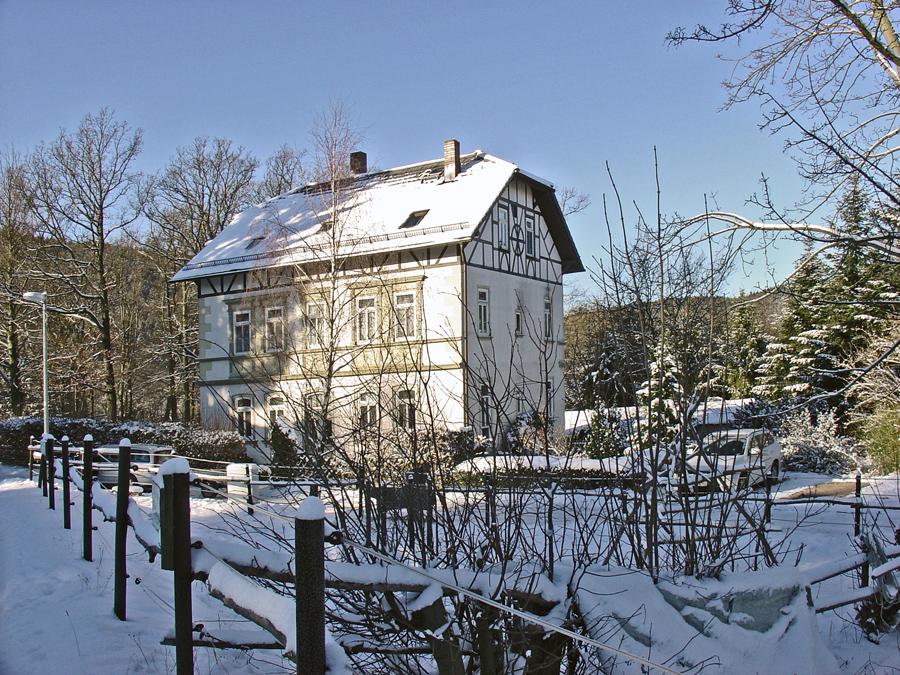 "Logierhaus ""Villa Ihler"" in Ohrdruf in Thüringen"