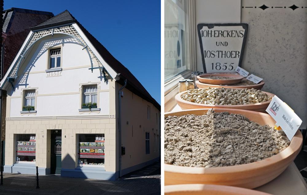 Baujahr 1651: Firmensitz und Showroom im Denkmal