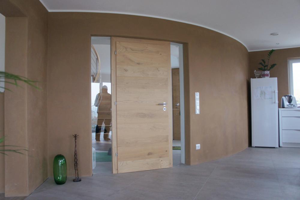 """…bis top-modern reicht die Palette von """"Lehmbau Achtzehner""""."""